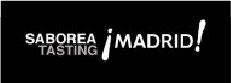 logotipo saborea madrid