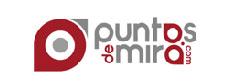 logotipo puntos de mira