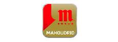 logotipo mahoudrid